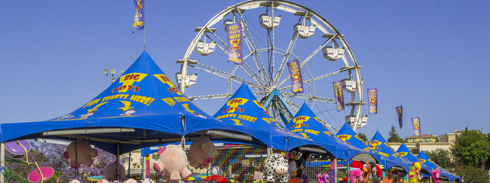 Carnival Midway Attractions (Orange, California)