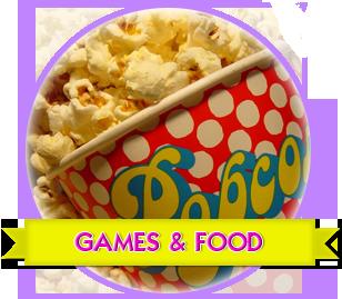 Games & Food